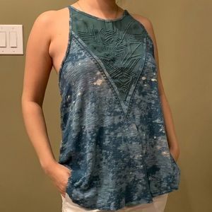 Urban Outfitters Tops - Urban Outfitters Blue Tunic